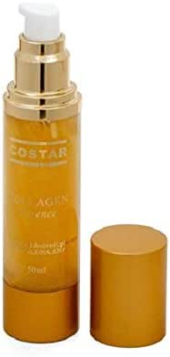 Costar Gold Essence Collagen Skin Face Moisturizer Cream Gold Serum With Placenta, DNA, RNA 50ml Made in Australia