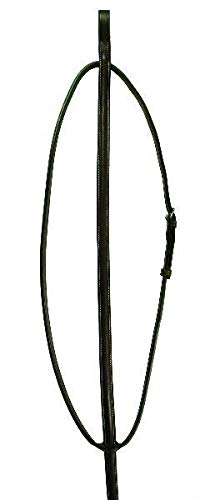 GATSBY LEATHER COMPANY 282766 Raised Standing Martingale Havanna Brown, Cobb