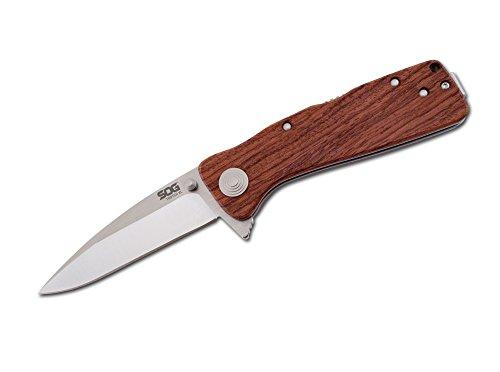 Böker Tasche und Küchenmesser Klinge Sog Twitch Wood, 01SG020
