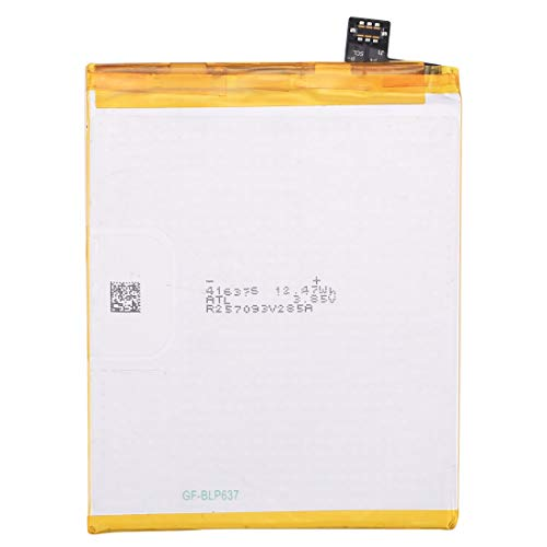 (YSH Phone Replacement Parts 3210mAh Rechargeable Li-Polymer Battery for OnePlus 5 for OnePlus)