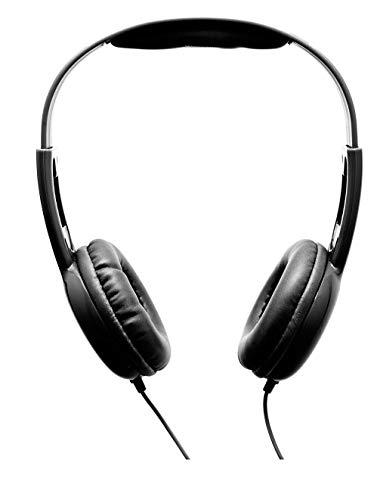 - Sentry Volume Limiting Kids Headphones Child Size Safety Tested (Black)