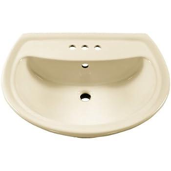 American Standard 0240 008 178 Repertoire Pedestal Sink