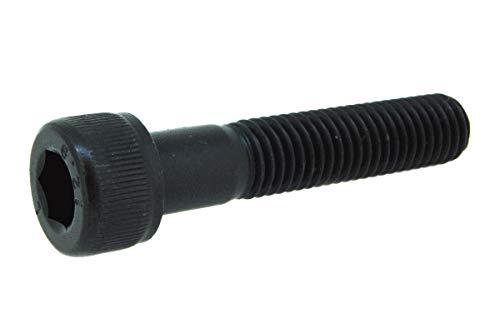 鉄(SCM435)/酸化鉄被膜 キャップボルト (半ねじ)