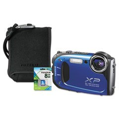 FUJ600012712 – Fuji FinePix XP60 Waterproof Digital Camera Bundle