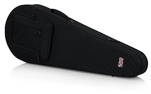 - Gator Cases Lightweight Polyfoam Banjo Case for Full Size Banjos; (GL-BANJO-XL)
