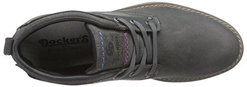 Dockers 35EI006 - Botas de cuero para hombre gris - Grau (asphalt 230)