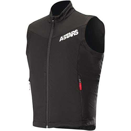 Race Red large Medium Vest Session Alpinestars Enduro Black Jacket qnRxZSwCw5