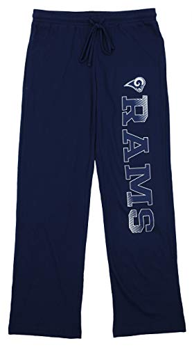 Concepts Sport NFL Ladies RAMS Ladies Knit Pant NVY XLG ()
