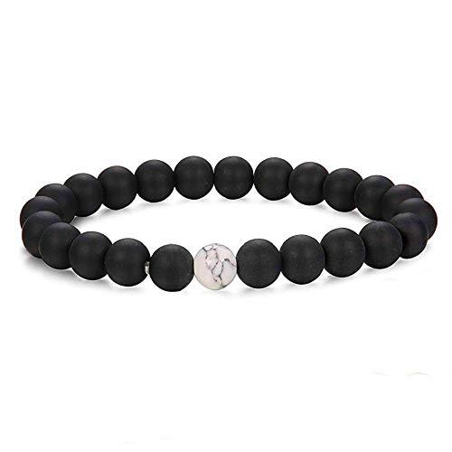 Meditation,for Men and Women Hematite Stone Bracelet for Healing and Vastu