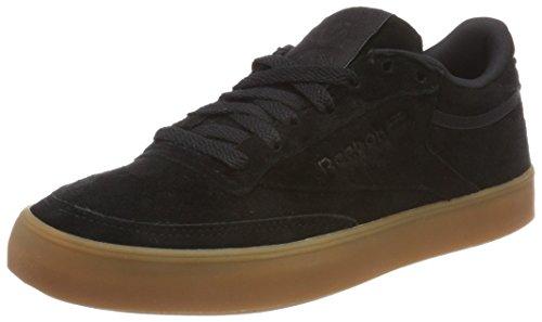 gum Fvs 85 Reebok black Donna Sneaker Club Nero C CPxnx6pwq