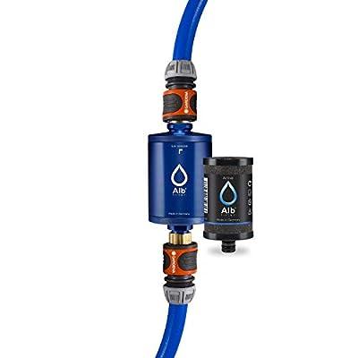 Alb Filter® MOBIL Active Trinkwasserfilter | Sauberes Trinkwasser unterwegs mit Boot, Yacht, Camping oder Mobilheim…