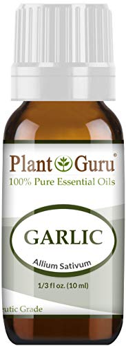 (Garlic Essential Oil (Allium sativum) 10 ml 100% Pure Undiluted Therapeutic Grade.)