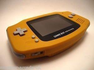 Nintendo Gameboy Advance Spice Orange (Japan Only Edition)