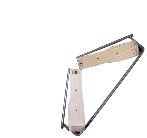 Mann Lake HH160 Stainless Steel 6/3-Frame Hand Crank Extractor without Legs by Mann Lake (Image #2)