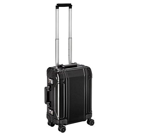 zero-halliburton-geo-aluminum-20-carry-on-4-wheel-spinner-luggage-black