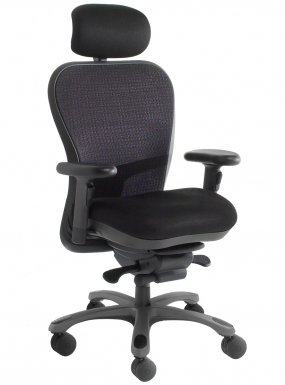- Nightingale CXO 6200D TI Version Office Chair 24/7 Heavy Duty Task Chair 350 lb Capacity