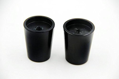 NBX- Empuñadura negra para manillar izquierdo y derecho para ...