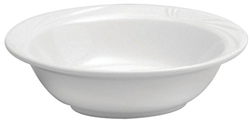 Oneida Foodservice R4510000720 Porcelain Arcadia Grapefruit Bowl, 6.5