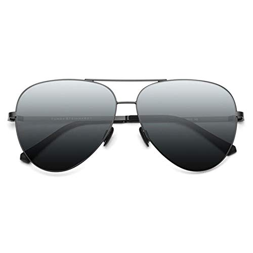 9b5facacd Xiaomi TS Brand Polarized Stainless Sun Lenses Glasses 100% UV Isolation  Colorful Xiaomi Mijia Sunglasses Women Man: Amazon.ae: SOLD.OUT