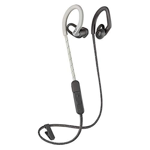 Plantronics BackBeat Fit 350 212344 99 Headphones with Mic  Gray