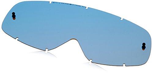 (Oakley O MX Men's Replacement Lens (Ice Iridium))