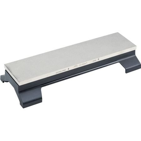 DMT D12EF-WB 12 inch Dia-Sharp Bench Stone - Extra Fine/Fine With Base