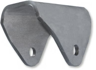 3 inch SPRING HANGERS FOR 2-1/2 inch LEAF SPRINGS (pair)