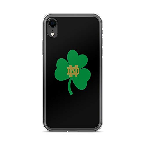 iPhone XR Pure Clear Case Cases Cover Notre - Irish Links Success