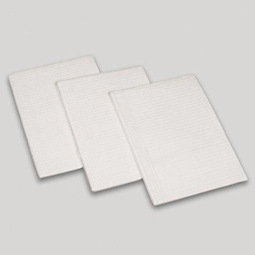 Dynarex 8171 Protowels 13 X 18 3 Ply T/T/T 500 Case - White by Dynarex
