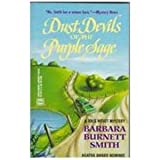 img - for Dust Devils Of The Purple Sage A Jolie Wyatt Mystery book / textbook / text book