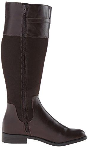 Lifestride Womens Ravish Ws Riding Boot Chocolate Dark