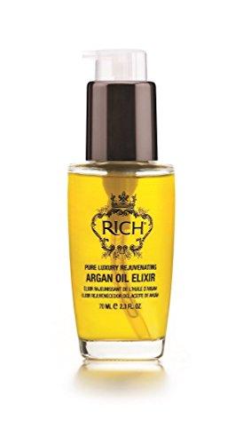 RICH Pure Luxury Rejuvenating Argan Oil Elixir 2.3oz