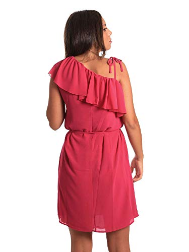 jeans Fuchsia Dress Gaudi 811BD15029 Frauen qZXnwwP8