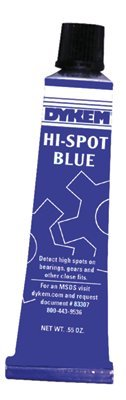 DYKEM Hi-Spot, Blue, 0.55 oz Tube (6 Pack)