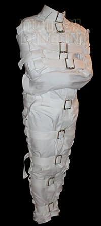 Amazon.com: Medium- The Mummy full body straight jacket: Clothing