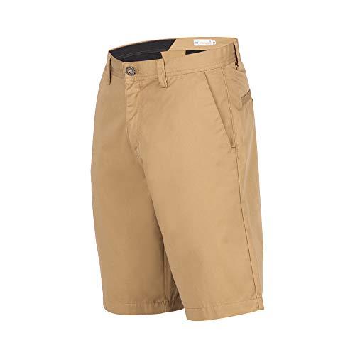 Volcom Men's Frickin Chino Short, Dark Khaki, 30 - Volcom Tights