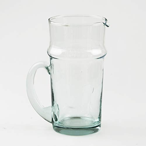 MOROCCAN BELDI PITCHER WITH HANDLE ()