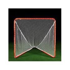 Brine Backyard Lacrosse Goal (Net Included), 6 X 6 X 7 Feet