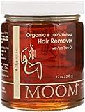 Best Bikini Hair Removal Creams - Moom Organic Hair Removal With Tea Tree Refill Review