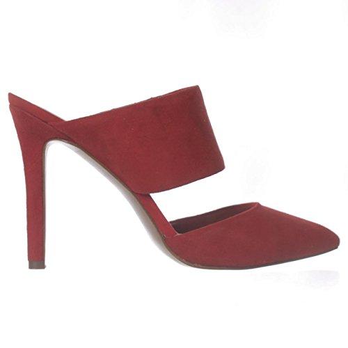 Jessica Simpson - Sandalias de vestir para mujer Red