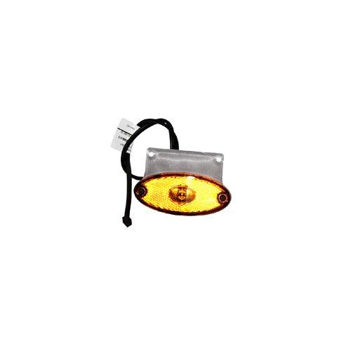 Flatpoint II LED 500 mm DC SML mit Halter ger. Asp/öck