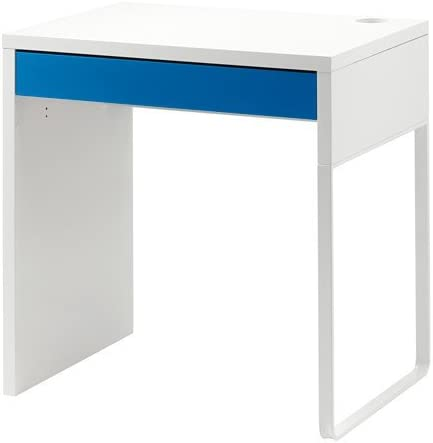 Ikea MICKE Desk, white 73x50 cm: Amazon