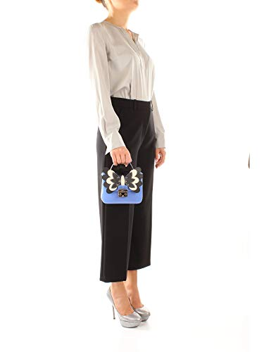Sacs à Furla Femme PVC Bleu candy melita main CANDYMELITABBQA5J639617 RqAd1A