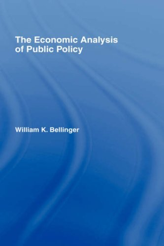 Download The Economic Analysis of Public Policy Pdf