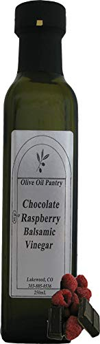 (Olive Oil Pantry Chocolate Raspberry Infused Balsamic)