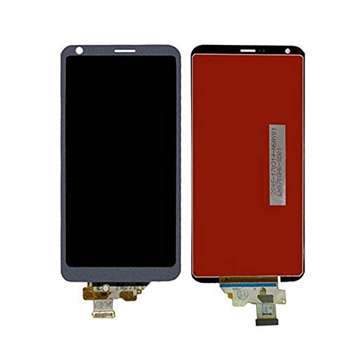 LCD Display Digitizer Touch Screen Assembly for LG G6 H870 H871 H872 LS993 VS998 (Gray)