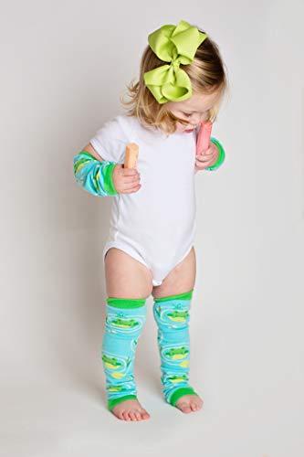 Hugglugs Baby Girls Chirp Bird Legwarmers Infant