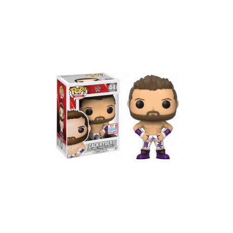 Funko Pop! WWE - Zack Ryder - New York Comic-Con 2017 Limited Edition by Funko