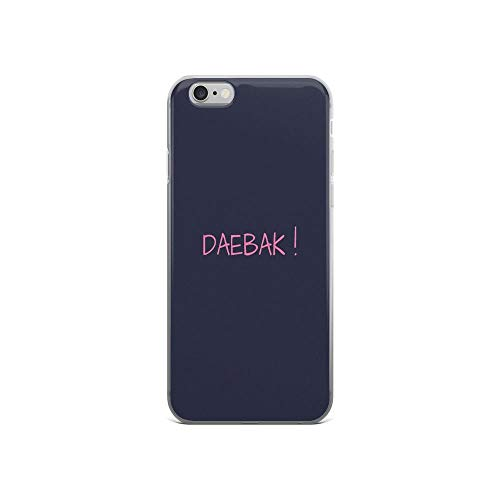 iPhone 6 Case iPhone 6s Case Clear Anti-Scratch DAEBAK !, daebak Cover Phone Cases for iPhone 6/iPhone 6s, Crystal Clear]()