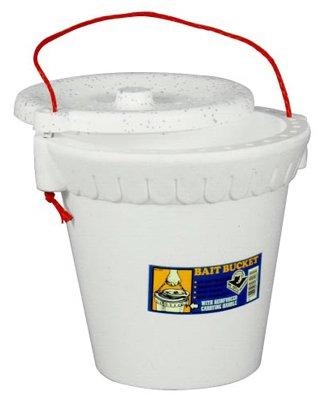Lifoam Industries 3407 Natural Organic Bait Bucket, 1.5 gallon